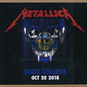 メタリカ Metallica - State College, Pa 10/20/ 2018 (CD)|musique69