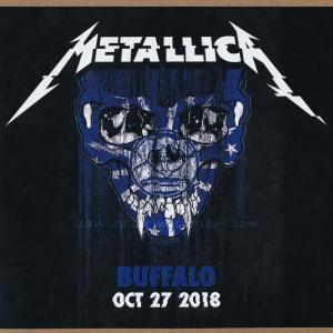 メタリカ Metallica - Buffalo, NY 10/27/2018 (CD)|musique69