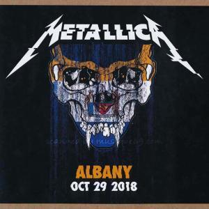 メタリカ Metallica - Albany, NY 10/29/2018 (CD)|musique69
