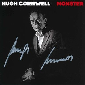 ストラングラーズ The Stranglers (Hugh Cornwell) - Monster: Exclusive Autographed Edition (CD)|musique69