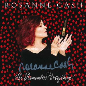 ロザンヌキャッシュ Rosanne Cash - She Remembers Everything: Exclusive Autographed Edition (CD)|musique69