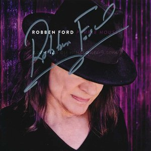 ロベンフォード Robben Ford - Purple House: Exclusive Autographed Edition (CD)|musique69