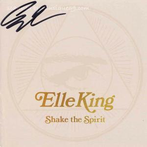 エルキング Elle King - Shake the Spirit: Exclusive Autographed Edition (CD)|musique69