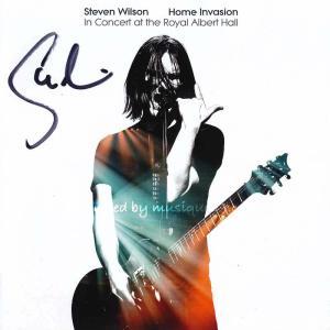 スティーヴンウィルソン Steven Wilson - Home Invasion: In Concert at the Royal Albert Hall: Exclusive Autographed Edition (CD/DVD)|musique69