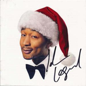 ジョンレジェンド John Legend - A Legendary Christmas: Exclusive Autographed Edition (CD)|musique69