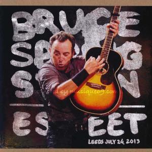 ブルーススプリングスティーン Bruce Springsteen & The E Street Band - Leeds, July 24, 2013 (CD)|musique69