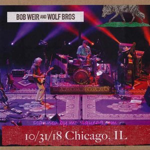 ボブウィア Bob Weir and Wolf Bros - Chicago, IL 10/31/2018 (CD)|musique69