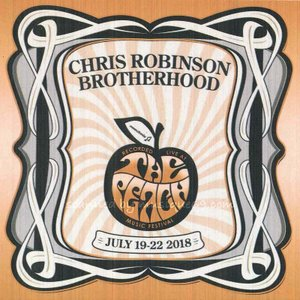 クリスロビンソン The Chris Robinson Brotherhood - Live at 2018 Peach Music Festival (CD)|musique69
