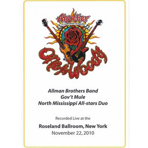 オールマンブラザーズバンド The Allman Brothers Band/ Gov't Mule/ North Mississippi Allstars Duo - Live at Another One for Woody Benefit Concert (CD)|musique69