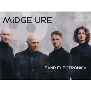 ウルトラヴォックス Ultravox (Midge Ure) - Band Electronica EP and Tour Booklet (CD) musique69 03
