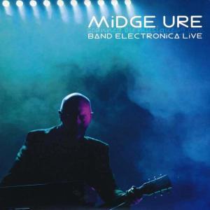 ウルトラヴォックス Ultravox (Midge Ure) - Band Electronica Live (CD) musique69