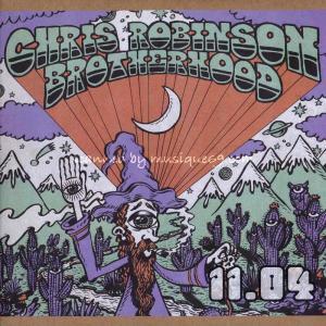 クリスロビンソン The Chris Robinson Brotherhood - Raven's Reels: Brooklyn, NY 11/04/2018 (CD)|musique69
