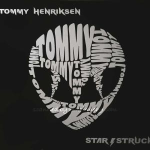 トミーヘンリクセン Tommy Henriksen - StarStruck: Starlight White Vinyl Limited Edition (Vinyl)|musique69