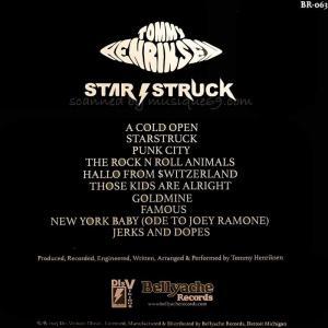 トミーヘンリクセン Tommy Henriksen - StarStruck: Starlight White Vinyl Limited Edition (Vinyl)|musique69|02