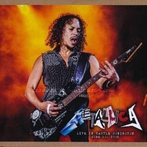 メタリカ Metallica - Castle Donington, England 10/06/2006 (CD)|musique69