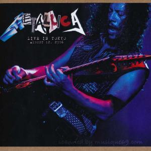 メタリカ Metallica - Tokyo, Japan 08/12/2006 (CD)|musique69