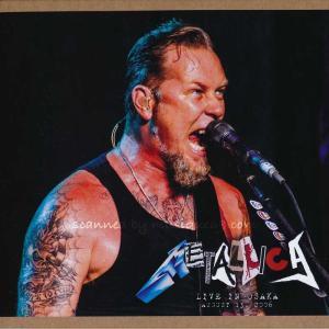 メタリカ Metallica - Osaka, Japan 08/13/2006 (CD)|musique69