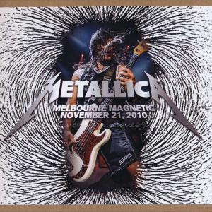 メタリカ Metallica - Melbourne Magnetic 11/21/2010 (CD)|musique69