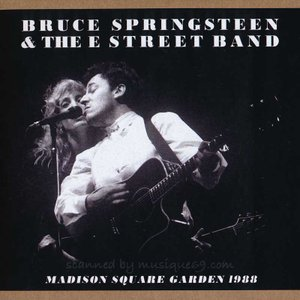 ブルーススプリングスティーン Bruce Springsteen & The E Street Band - Madison Square Garden 1988 (CD)|musique69