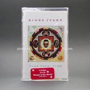リンゴスター Ringo Starr - Time Takes Time (Cassette) musique69
