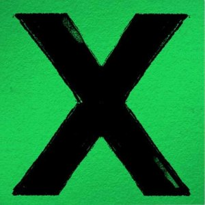 エドシーラン Ed Sheeran - X: Exclusive Dark Green Coloured Edition (vinyl)|musique69