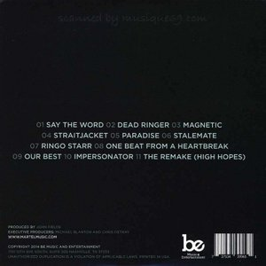マークマーテル Marc Martel - Impersonator (CD)|musique69|02