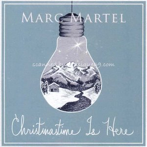 マークマーテル Marc Martel - Christmas is Here (CD)|musique69