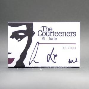 コーティナーズ The Courteeners - St. Jude Re:Wired: Exclusive Autographed Edition (Cassette)|musique69