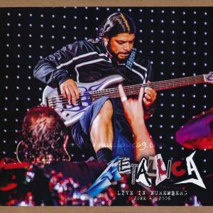 メタリカ Metallica - Nuremberg, Germany 04/06/2006 (CD)|musique69