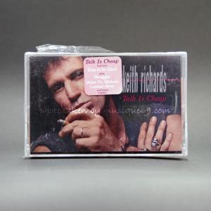 キースリチャーズ Keith Richards - Talk is Cheap (Cassette) musique69