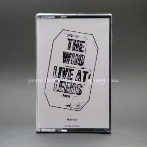 フー The Who - Live at Leeds (Cassette) musique69