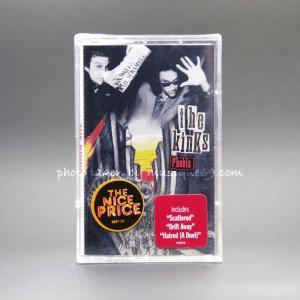 キンクス The Kinks - Phobia (Cassette) musique69