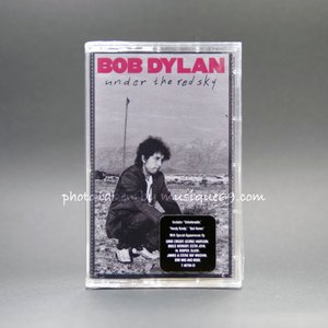 ボブディラン Bob Dylan - Under the Red Sky (Cassette)|musique69