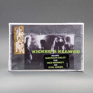 キャッツインブーツ Cats in Boots - Kicked & Klawed (Cassette)