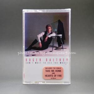 ロジャーダルトリー Roger Daltrey - Can't Wait to See the Movie (Cassette) musique69