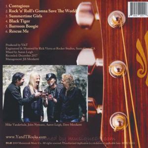 Y&T - Acoustic Classix Vol. 1 (CD)|musique69|02