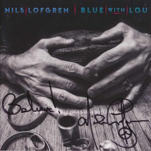 ニルスロフグレン Nils Lofgren - Blue with Lou: Exclusive Autographed Edition (CD)|musique69