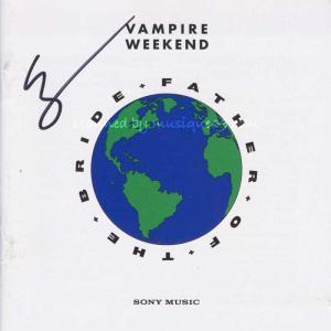 ヴァンパイアウィークエンド Vampire Weekend - Father of the Bride: Exclusive Autographed Edition (CD)|musique69