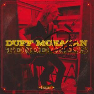 ダフマッケイガン Duff McKagan - Tenderness: Exclusive Autographed Edition (CD)|musique69