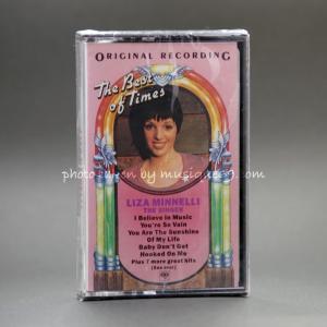 ライザミネリ Liza Minnelli - The Singer (cassette) musique69
