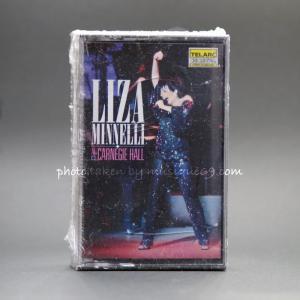 ライザミネリ Liza Minnelli - At Carnegie Hall (cassette) musique69