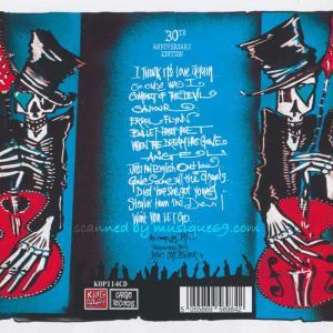 タイラズドッグスダムール Tyla's Dogs D'amour - 30th Anniversary Edition Graveyard of Empty Bottles: Exclusive Autographed Version (CD) musique69 02