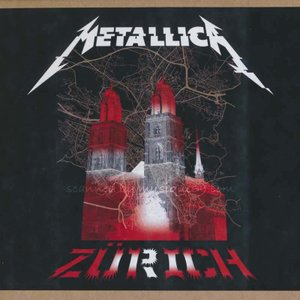 メタリカ Metallica - Zurich, Switzerland 10/05/2019 (CD)|musique69