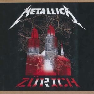 メタリカ Metallica - Zurich, Switzerland 10/05/2019 (CD)|musique69