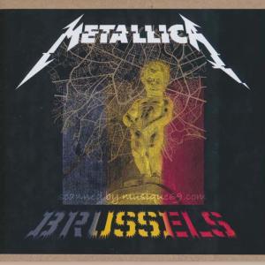 メタリカ Metallica - Brussels, Belgium 16/06/2019 (CD)|musique69