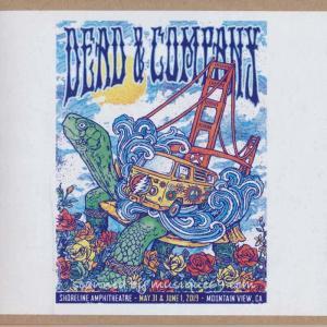 ジョンメイヤー John Mayer (Dead & Company) - Summer Tour: Mountain View, CA 05/31/2019 (CD)|musique69