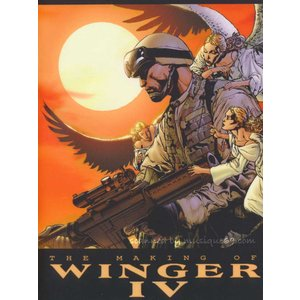 ウィンガー Winger - The Making of Winger IV (DVD)|musique69