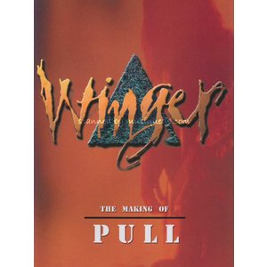 ウィンガー Winger - The Making of Pull (DVD)|musique69
