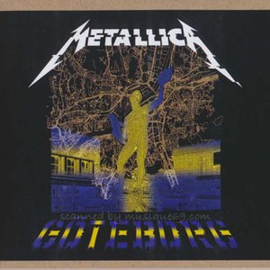 メタリカ Metallica - Gothenburg, Sweden 09/07/2019 (CD)|musique69