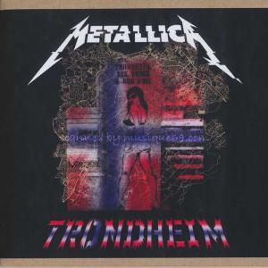 メタリカ Metallica - Trondheim, Norway 13/07/2019 (CD)